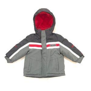 ZerXposur Toddler Boys Hooded Puffer Jacket 3T